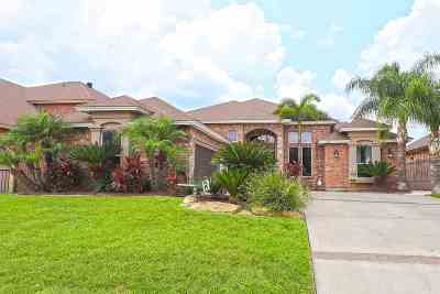 Laredo Single Family Home For Sale: 3136 Dos Reales Lp