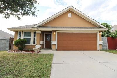 Laredo TX Single Family Home Back On Market: $205,000