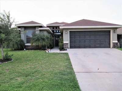 Laredo Single Family Home Option-Show: 614 Waxwing Cedar Dr