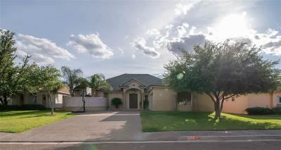 Laredo Single Family Home For Sale: 9808 Sequin Ct