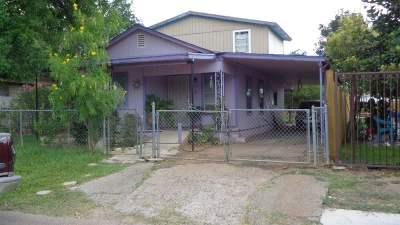 Laredo Single Family Home For Sale: 215 E San Jose St