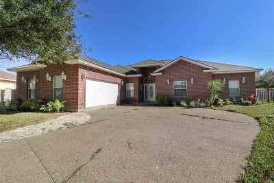 Laredo Single Family Home For Sale: 3111 Homer Dr