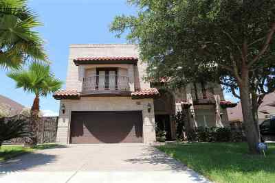 Laredo Single Family Home For Sale: 6609 Grande Bay Dr