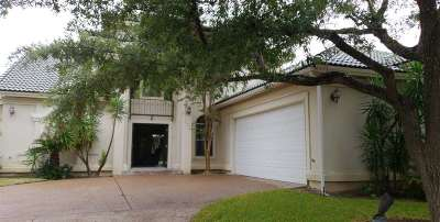 Laredo Single Family Home For Sale: 309 Emerald Lake Dr