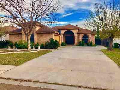 Laredo Single Family Home For Sale: 1117 Tiara Trl