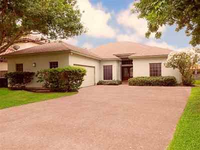 Laredo Single Family Home For Sale: 2608 Snead Ct