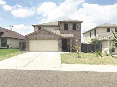 Laredo Single Family Home For Sale: 4306 Manzanillo St