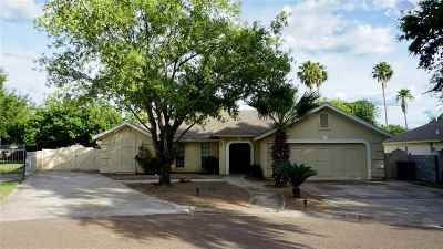 Laredo TX Single Family Home For Sale: $267,000