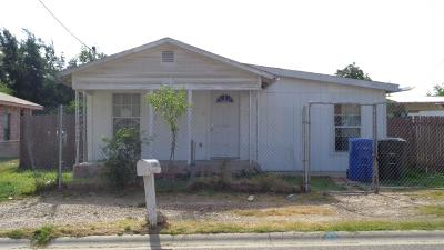 Laredo Single Family Home For Sale: 3109 Salinas Ave
