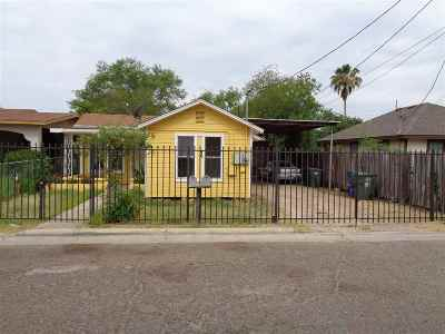 Laredo Single Family Home For Sale: 2806 Sanders Ave