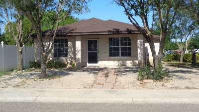 Laredo Single Family Home For Sale: 314 Pontevedra Crt