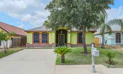 Laredo Single Family Home For Sale: 6008 Catedral Lp