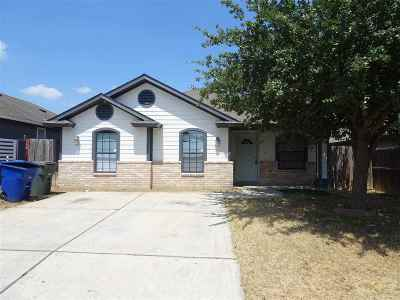 Laredo Single Family Home For Sale: 4504 Susie Dr