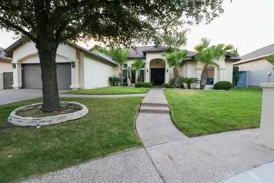 Laredo Single Family Home For Sale: 3304 Pavin Ct