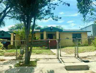 Single Family Home For Sale: 806 N Milmo Ave