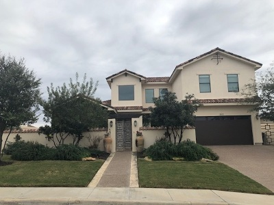 Laredo Single Family Home For Sale: 2813 O'henry Dr