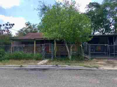 Single Family Home For Sale: 2701 Guadalupe St #Rear