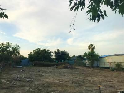 Laredo Residential Lots & Land For Sale: 3216 Guatemozin St
