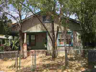 Laredo Single Family Home For Sale: 1312 N Tapeyste Ave