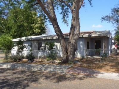 Laredo Single Family Home For Sale: 1801 Baltimore St