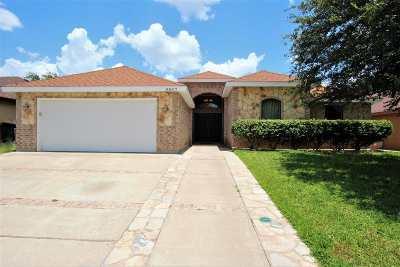 Laredo Single Family Home Option-Show: 8807 Wyndum Terrace Trail