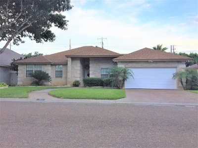 Laredo Single Family Home For Sale: 1027 Faldo Dr