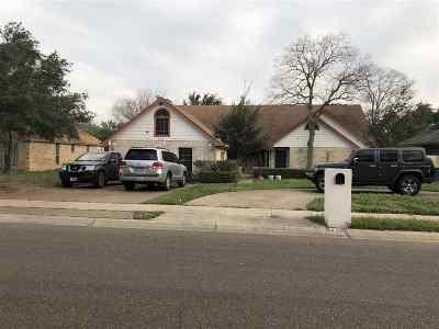 Laredo Single Family Home For Sale: 707 Boise Way