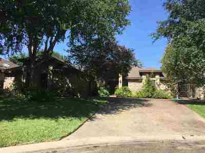 Laredo Single Family Home For Sale: 3111 Spring Creek Dr