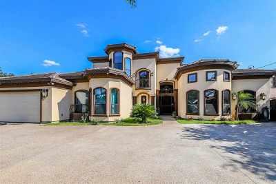 Laredo Single Family Home For Sale: 1819 Reynolds St