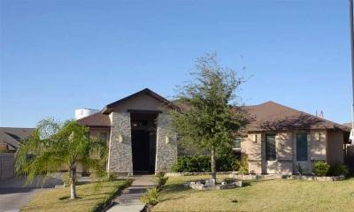 Laredo Single Family Home For Sale: 1210 Coahuila Loop
