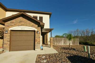 Condo/Townhouse For Sale: 5814 Montevista Dr. #5814