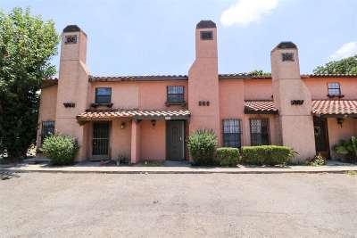 Laredo Condo/Townhouse For Sale: 5500 McPherson Rd #38