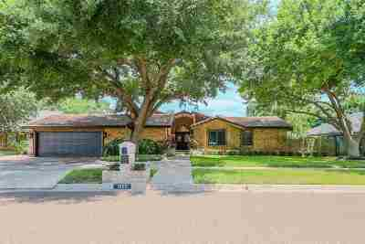 Laredo Single Family Home Option-Show: 1520 Palmer Dr