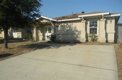 Laredo Single Family Home For Sale: 1118 Trent Dr