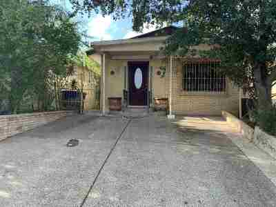 Laredo Single Family Home For Sale: 1914 Kearney St