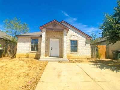 Laredo Single Family Home For Sale: 223 Ocean Dr
