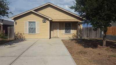 Laredo TX Single Family Home Option-Show: $139,000