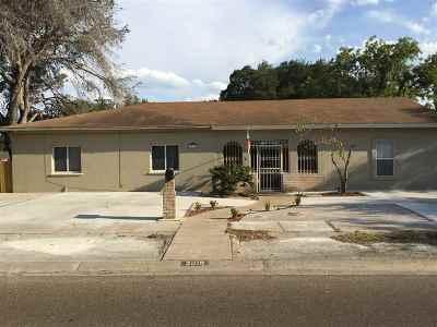 Laredo TX Single Family Home For Sale: $324,000