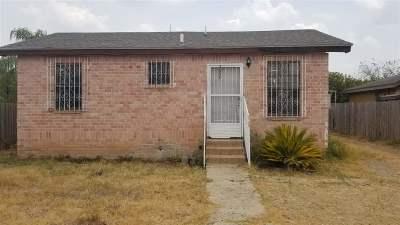 Laredo TX Single Family Home For Sale: $104,990