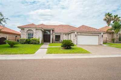 Laredo TX Single Family Home For Sale: $312,000
