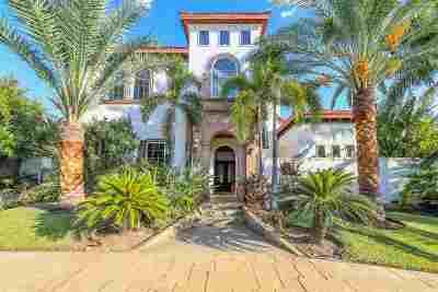 Laredo TX Single Family Home For Sale: $645,500