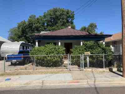Laredo Single Family Home For Sale: 1610 Santa Maria Ave