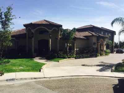 Laredo Single Family Home For Sale: 4001 Cullaton Cir