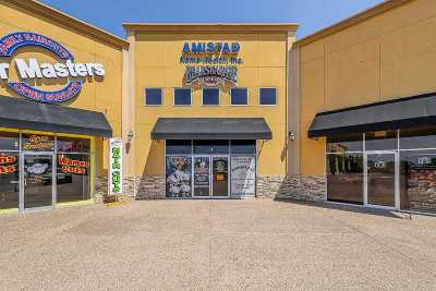 Laredo Commercial For Sale: 5702 McPherson Rd #8A/8B