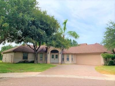 Laredo Single Family Home For Sale: 3204 Wingate Ct