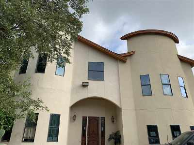 Laredo Single Family Home For Sale: 416 Manor Rd