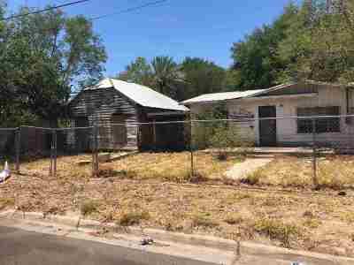 Laredo Single Family Home For Sale: 1110 San Francisco Ave