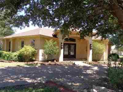 Laredo Single Family Home For Sale: 2701 Els Ct