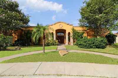 Laredo Single Family Home For Sale: 111 Elkington Lp