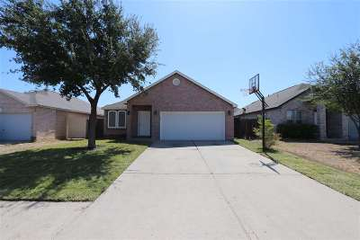Laredo Single Family Home For Sale: 1911 Dorado Dr